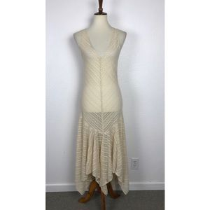 Intimately Free People Lila Lace Sheer Dress